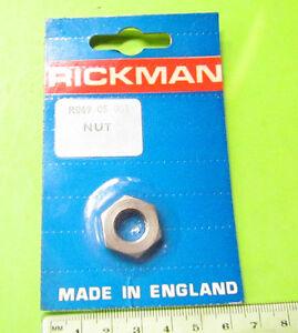 Rickman NOS Zundapp 125 MX Clutch Nut p/n R069 05 055 R069-05-055