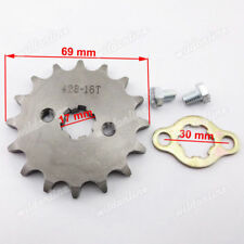 428 16 Zähne 17mm vorn Kette Kettenrad Für Chinese CRF50 XR50 Dirt Pit Bike