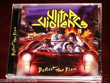 Ultra-Violence: Deflect The Flow CD 2015 Candlelight USA Records CDL609CD NEW