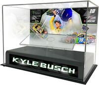 Kyle Busch 2019 Monster Energy NASCAR Cup Series Champ 1:24 Die Cast Case