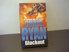 CHRIS RYAN THRILLER - BLACKOUT - BUY ALL HIS BOOKS & COMBINE POSTAGE/SAVE