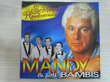 CD / MANDY & DIE BAMBIS / SCHLAGER RENDEZVOUS  / AUSTRIA / RARITÄT /
