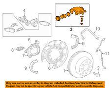 GM OEM Rear-Caliper 84191288