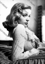 Lauren Bacall Vintage Wall Art of this beautiful Actress A4 poster re-print
