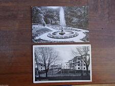 Zwischenkriegszeit (1918-39) Frankierte Normalformat Ansichtskarten aus Bayern für Architektur/Bauwerk