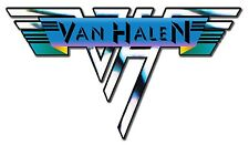 Van Halen Iron On Transfer For T-Shirt & Other Light Color Fabrics #1