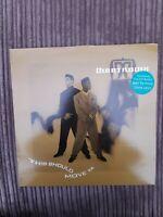 Mantronix This Should Move Ya UK vinyl LP album  EST2117 CAPITOL 1990 Excellent