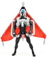 """Spider-Man Classics BLACK COSTUME SPIDER-MAN Glider 6"""" Action Figure ToyBiz 2004"""