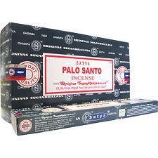 Räucherstäbchen Satya Palo Santo 12 x 15 g = 180 g Shrinivas Räucherwerk