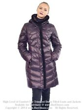 * Down Coat Jacket Parka Puffer w/ Mink Fur sz XL US 12 EU 44 $895 Пуховик Норка