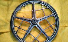 Vintage Old School BMX Mongoose MOTOMAG Front Mag