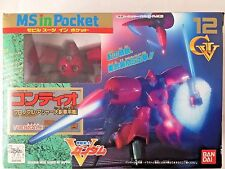 ZMT-S14S Contio V Gundam MS in Pocket #12 1/144 Action Figure Bandai (Vintage)