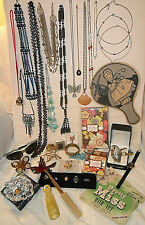 New listing Vtg Lot Women'S Odds & Ends - Jewelry Watches Sun Catchers Crystal Vera Bradley