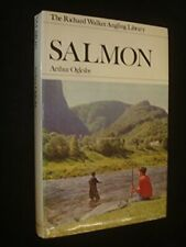 Salmon (The Richard Walker angling library) by Oglesby, Arthur Hardback Book The