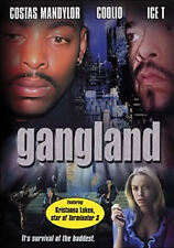 Gangland (DVD, 2004) * NEW *