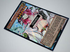 High Priestess of Prophecy v2 YUGIOH orica SECRET RARE proxy NSFW sexy art