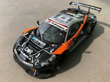 "Carrera Digital 132 30808 FERRARI 488 GT3 ""Black Bull Karosse +Chassis NEU LICHT"