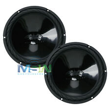 "(2) WET SOUNDS SS-10B-S4 10"" 4-OHM MARINE AUDIO SUBWOOFERS SUBS SS10B-S4 *PAIR*"