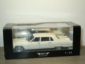 Cadillac Fleetwood Seventy-Five - Neo Scale Models 1:43 in Box *52266