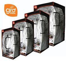 GroCELL Zelt Grow Tent - 80 X 80 X 160cm - Hydroponic Indoor Growing Tent / Room