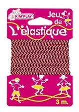 LOT 10 Jeu de L élastique 3M /Récréation JOUET NF