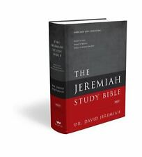 The Jeremiah Study Bible : What It Says. What It Means. What It Means for You...