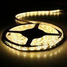 12V Waterproof LED Strip Light 5M For Boat / Truck / Car/ Suv / Rv Warm White