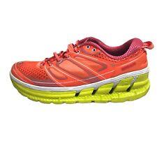Hoka One One Conquest 2 Women Shoes Size 9.5 Running Athletic Orange