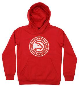 Outerstuff NBA Youth Atlanta Hawks Primary Logo FLC Hoodie