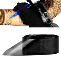 100pc Tattoo Machine Clip Cord Sleeve Bag Covers Disposable Hook Line Bags NEW F