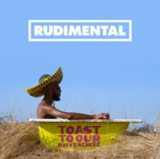 RUDIMENTAL Toast To Our Differences CD *NEW & SEALED*