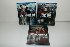 XMEN. ,XMEN: THE LAST STAND &X2:XMEN UNITED BRAND NEW BLURAY