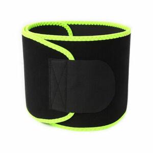New Adjustable Neoprene Lower Back Lumbar Waist Support Belt Brace Strap Shaping