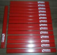 15 Carpenter's Pencils ... Quick Shipping in/from the USA