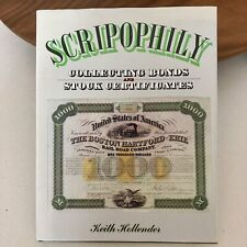 Scripophily: Collecting Bonds and Stock Certificates