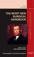 Mont Reid Surgical Handbook : Mobile Medicine Series by Stehr, Wolfgang