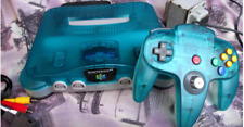 Nintendo 64 Launch Edition Ice Blue Console