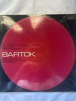 "BARTOK-Music For Strings- 12"" Vinyl Record LP - EX"