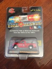 1/64 Huntington Beach, CA Lifeguard 97 Ford F1 150 Issue 8 Pick-up Truck Red New