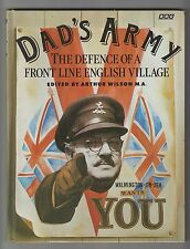 DAD'S ARMY  =  THE DEFENCE OF A FRONT LINE ENGLISH VILLAGE  =  PAUL ABLEMAN