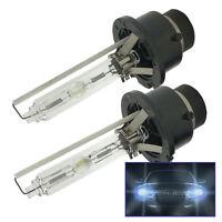 2x HID Xenon Headlight Bulb 6000k Ice D2S Fits Renault AMD2SDB60RE