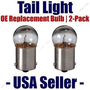 Tail Light Bulb 2pk - OE Replacement Fits Listed Merkur Vehicles - 89