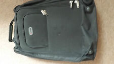 CITIES Small BLK Suitcase Cabin Bag, Hand luggage Retractable Handle, Two Wheels