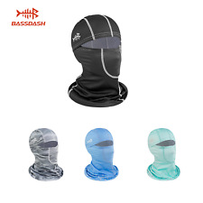 Bassdash UPF 50+ UV Protection Balaclava Full Face Scarf Fishing Hunting Sports
