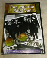 Fun With the Fab Four DVD 2002 The Beatles News Reels TV Appearances Press Conf