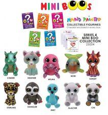 2019 TY Beanie Boos Mini Boo Series 4 Collectible Handpainted Vinyl Figurine