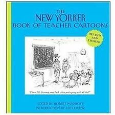 The New Yorker Book of Teacher Cartoons New Hardcover