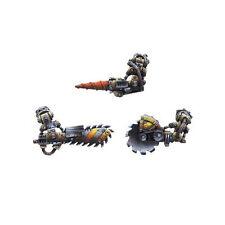 kybernetische Arme 6 Stück Kettensäge Bohrer Kreissäge Servitor Bitz Kromlech