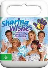 Hi-5 Sharing Wishes (DVD, 2006)