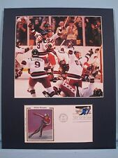 The Miracle on Ice - 1980 Winter Olympics - USA Beats Russia in Hockey